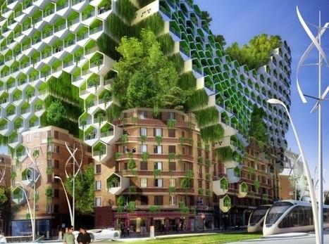 Clima: Città sempre più calde, secondo la Nasa l'antidoto è la vegetazione urbana - Impronta Unika | The Integral Landscape Café | Scoop.it