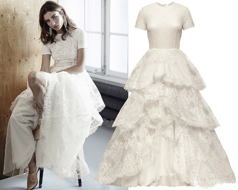 High street face-off? H&M, Topshop both launch bridal-inspired styles | latest fashion trends | Scoop.it
