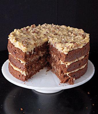 German Chocolate Cake Recipe Recipe Recipe   Just Chocolate!!!   Scoop.it