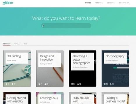 Gibbon, colecciones de artículos, vídeos y libros para aprender o enseñar cualquier cosa | Personal [e-]Learning Environments | Scoop.it