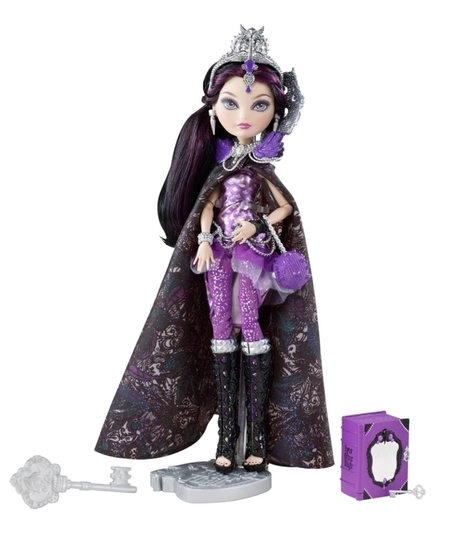 Ever After High Legacy Day Raven Queen Doll | movies and gaming and shows | Scoop.it