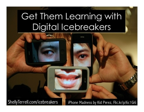 Digital Activities & Icebreakers for Gen Y | Teacher Reboot Camp | Moodle and Web 2.0 | Scoop.it