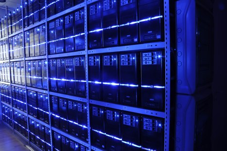 Google utilise DeepMind pour refroidir ses serveurs et fait un tas d'économies | Post-Sapiens, les êtres technologiques | Scoop.it