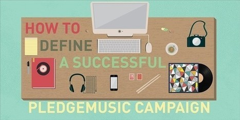 How to define a successful PledgeMusic campaign | Music Industry | Scoop.it