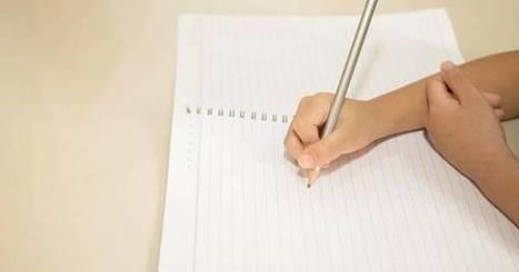 Schrijfvaardigheid van kinderen holt achteruit | Schrijven | Scoop.it