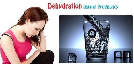 Pregnancy Dehydration: Causes and Complications   Blossoms'   Scoop.it