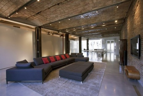 Loft industriel par Naiztat + Ham Architects | Architecture pour tous | Scoop.it