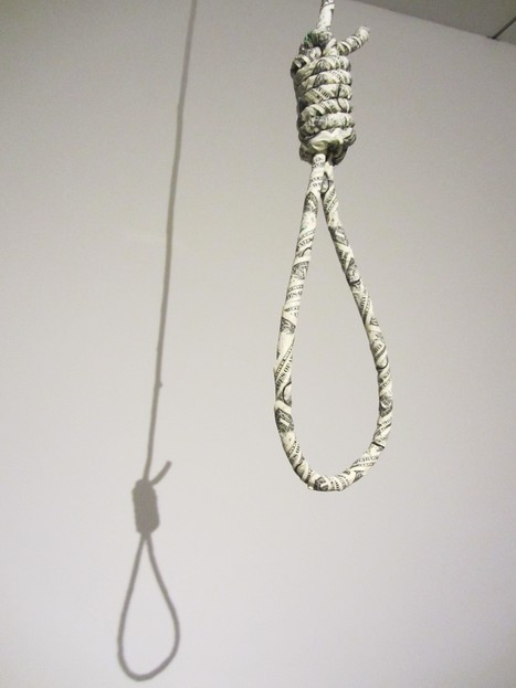 Jota Castro: Mortgage | Art Installations, Sculpture, Contemporary Art | Scoop.it