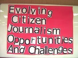 The Rise of Citizen Journalism | Social Media Today | Convergence Journalism | Scoop.it