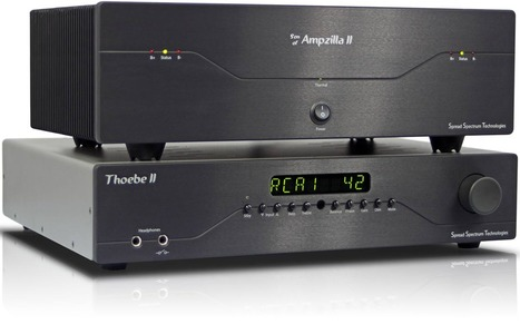 SST Thoebe II Preamplifier & Son of Ampzilla II Amplifier - Review by 10 Audio | Raindrop Audio | Scoop.it