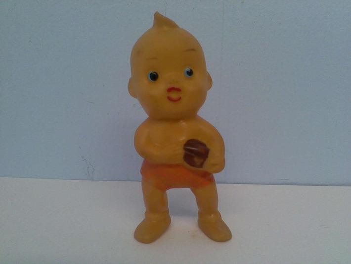 Vintage Soft Rubber Kewpie Doll | Kitsch | Scoop.it