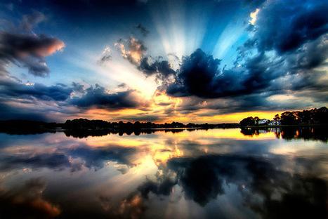 40 Breathtaking Examples of Serene Sunrise Photography | Inspiration | Photo Album | Scoop.it