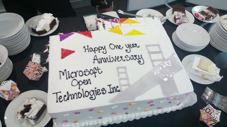 Microsoft celebrates one year anniversary of its investment in open standards and open source | Microsoft Supports Open Standards | Scoop.it