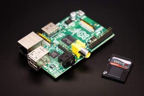 Ideas para usar Raspberry Pi en casa | tecnología industrial | Scoop.it
