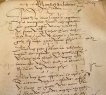 L'histoire du Triadou (3/5) : Les habitants du Triadou au 16ème siècle - Loupic.com | Rhit Genealogie | Scoop.it