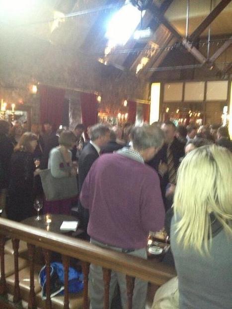 Twitter / GalwayChamber: Networking is well underway ... | Busker Brownes | Scoop.it