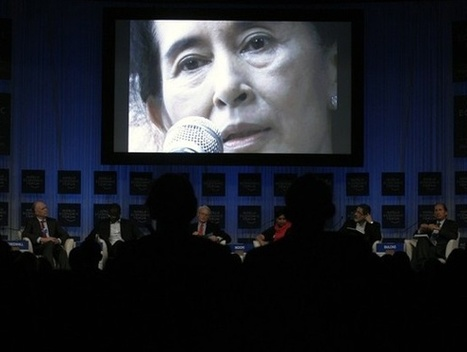 Suu Kyi decries war rape in Burma | Women of The Revolution | Scoop.it