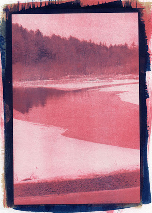Gum Bichromate and Cyanotype Class at Peters Valley | L'actualité de l'argentique | Scoop.it