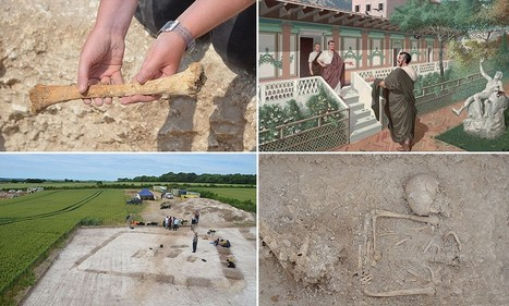 Graves of 1,700-year-old wealthy Romans discovered by students | British Genealogy | Scoop.it