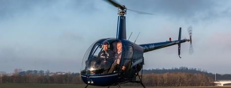 L'hélicoptère, un anti-stress naturel | L'hélicoptère | Scoop.it