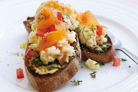 Gordon Ramsay: Scrambled Eggs and Smoked Salmon - Share on Meebal.com | Worldwide News | Scoop.it