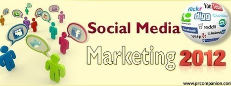 Social Media Marketing 2012 | 25 Ways for Branding Your Company & To Increase Your Name Recognition | Scoop.it