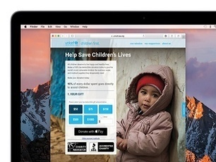 Charity donations now supported by Apple Pay » Charity Digital News | Charity | Scoop.it