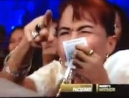 Funny Video Clip Of Mommy Dionesia During The Pacquiao-Bradley Fight 2 ~ Viral Philippines | Viral Philippines | Scoop.it
