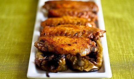 Acılı Tavuk Kanadı Tarifi |Pratik yemek tarifleri, resimli pratik yemek tarifleri ,oktay usta, kolay yemek tarifleri | Yemektarifleri | Scoop.it