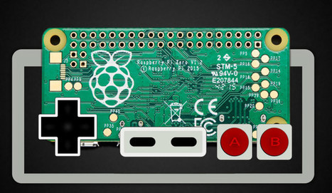 5 Retro Gaming Projects with the Raspberry Pi Zero | Technology Resources for K-12 Education | Scoop.it