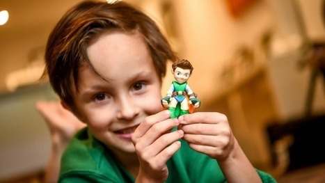 Supercharged superheroes distorting boys' body image | Anthropometry and Kinanthropometry | Scoop.it