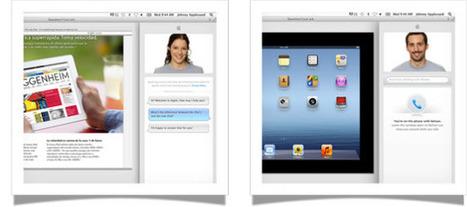 Apple estrena servicio de asesoramiento online en España y Brasil | Educación en las Nubes : Social Learning & U-learning | Scoop.it