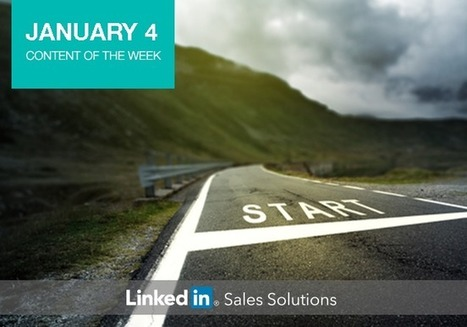 Social Selling Tips of the Week: Start Your Engine | Social Selling:  with a focus on building business relationships online | Scoop.it