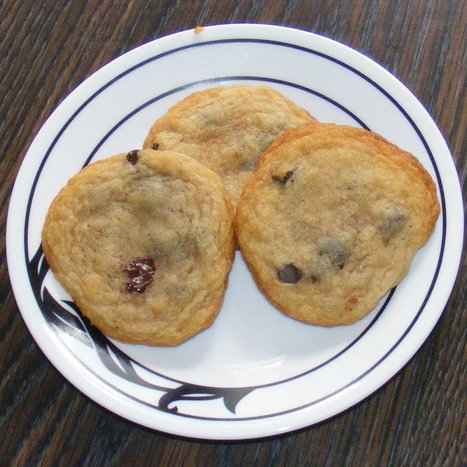 Chocolate Chip Cookies | Recipes That Rock | Scoop.it