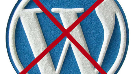 Eviter WordPress pour la création de sites Web? | Web Design | Scoop.it