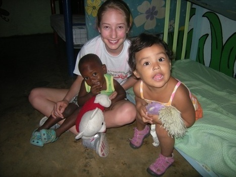 "Katharine Volunteer in La Ceiba, Honduras | ""#Volunteer Abroad Information: Volunteering, Airlines, Countries, Pictures, Cultures"" 