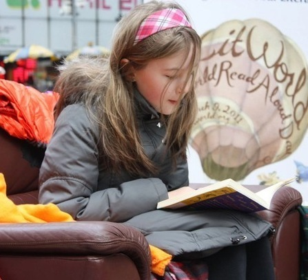 March 6, 2013 - World Read Aloud Day | Reading for all ages | Scoop.it