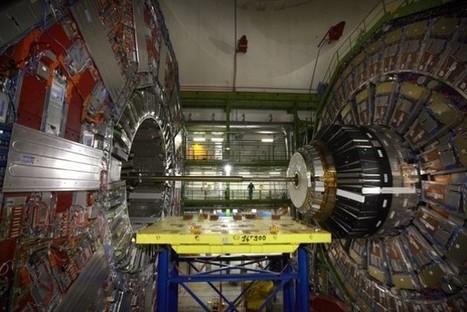 Αναζητώντας τη σκοτεινή ύλη μέσω του LHC | biosc&med | Scoop.it