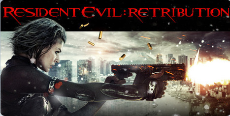 AvatarLabs Builts Robust Digital Marketing Campaign for 'Resident Evil: Retribution' [#Transmedia] | Transmedia: Storytelling for the Digital Age | Scoop.it