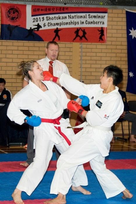 QUEST 2 Karate | OHS | Scoop.it