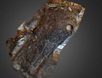 Grave of King Richard III recreated in 3-D | Monde médiéval | Scoop.it