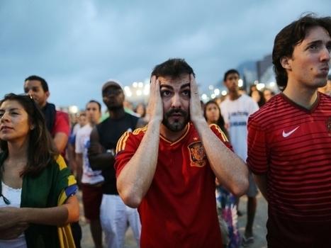 Aún hay esperanza tras partidos ''rompe quinielas'' | MUNDIAL 2014 | Scoop.it