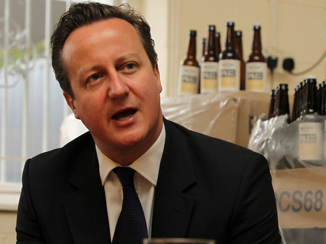 David Cameron hints at plans to raise the 40p tax threshold | ESRC press coverage | Scoop.it