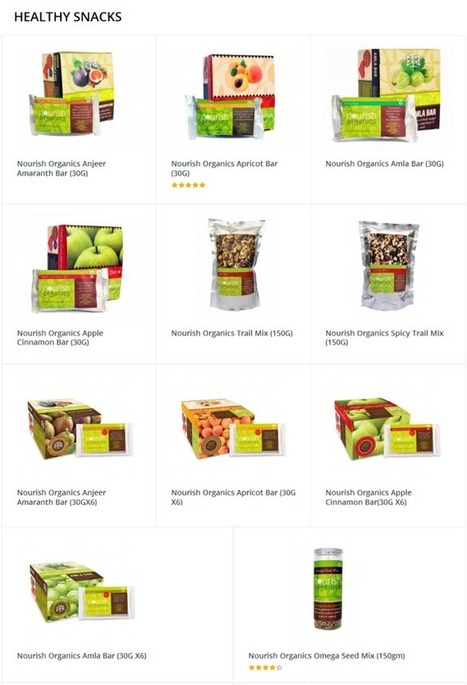 Spot your Organic Healthy Food Store at your place | Khadi Products | Scoop.it