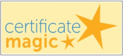 Certificate Magic: Maak in 3 stappen je eigen certificaten/diploma's. | Nieuwsbrief H. van Schie | Scoop.it