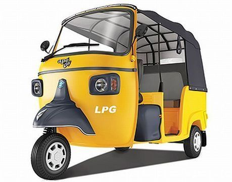 Piaggio India launches 2013 Ape City autorickshaw in petrol,LPG and CNG ... - Indian Cars Bikes | rouler au gaz | Scoop.it