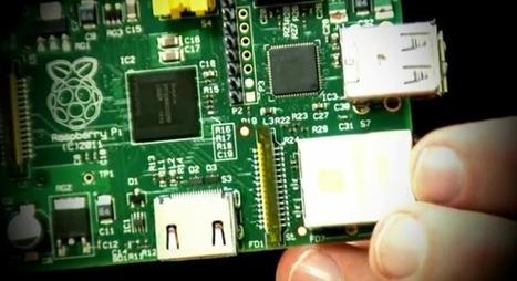 Raspberry Pi carves out 2 million sales | Sales | Scoop.it