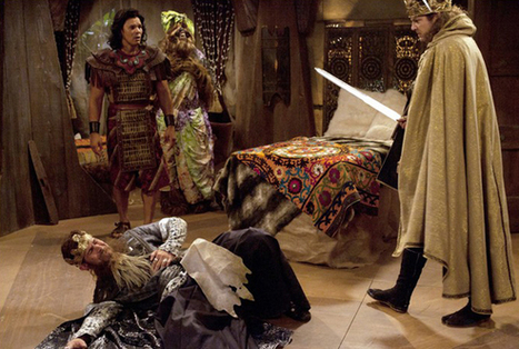 Emmys: John Simmons on Pair of Kings | Latest Cinematography News | Scoop.it