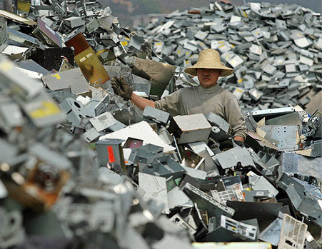 Dumping e-gadgets just like that may soon be an offence - Deccan Herald | Global Recycling Movement | Scoop.it