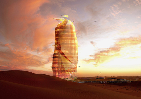 Une cité verticale en plein Sahara ! - SciencePost | Tourisme au Maroc | Scoop.it